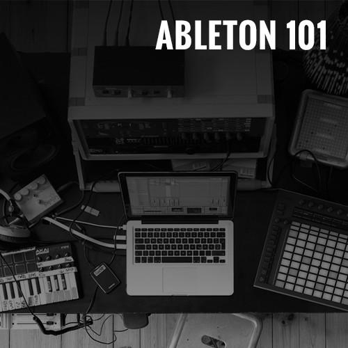 Ableton 101 Class